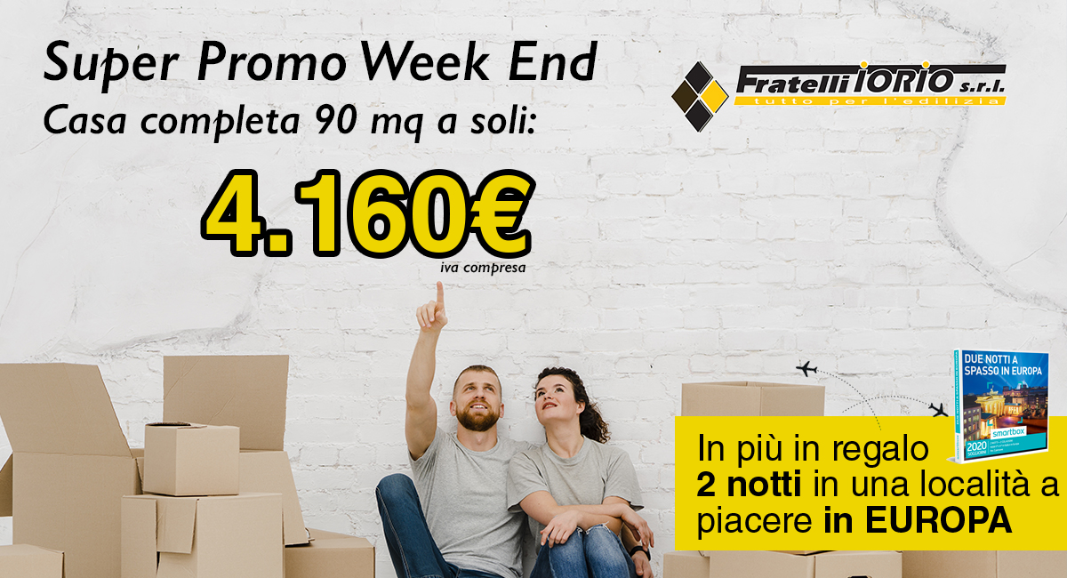 super promo week end